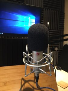 Voice over studio for hire in Southampton UK Hampshire